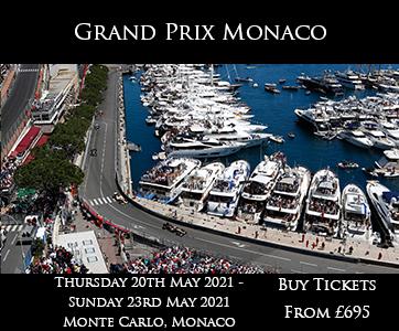 Grand Prix Monaco 2021