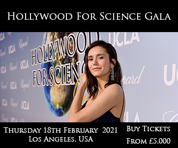 Hollywood For Science Gala 2021