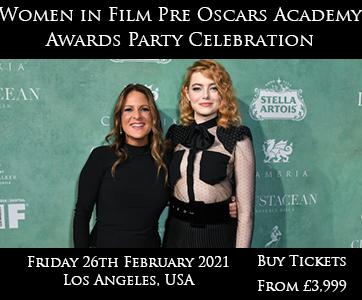 WIF Oscars Pre Party 2021